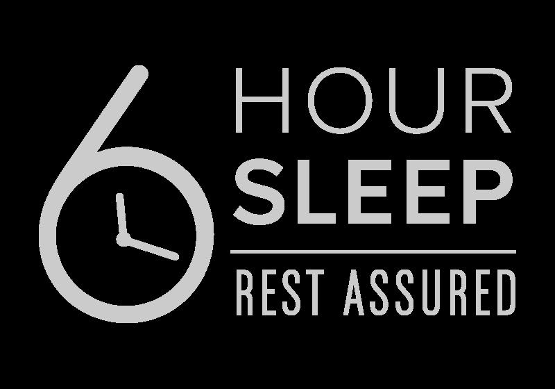 6 Hour Sleep Logo