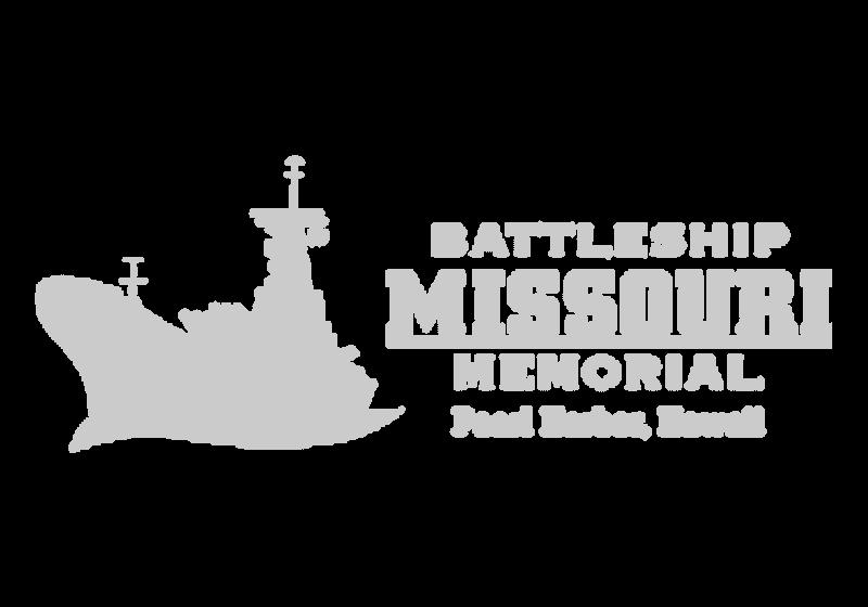 Battleship Missouri Memorial Logo