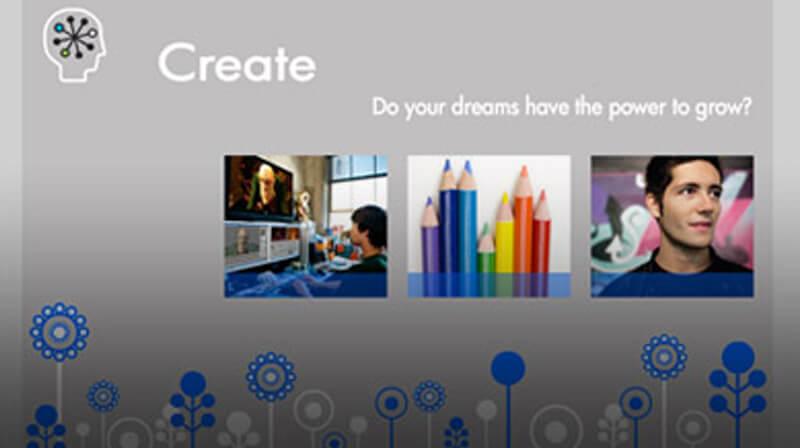IWC Portfolio Strategic Marketing HP Create