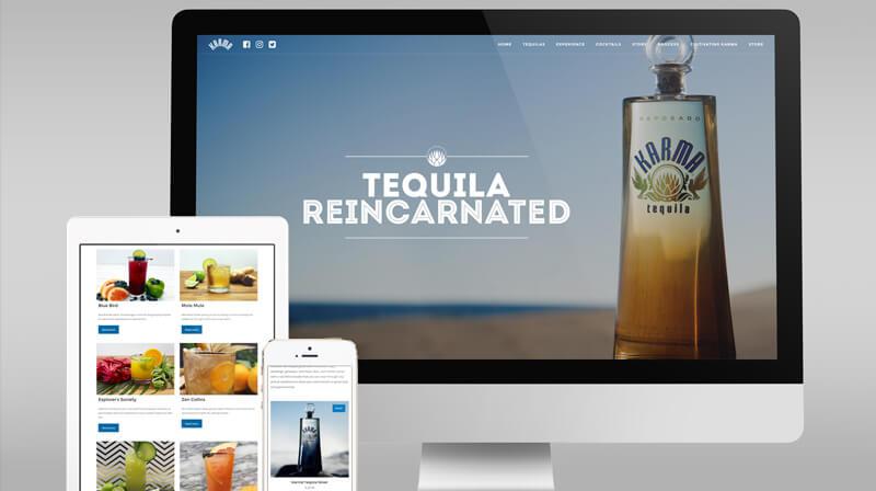 IWC Portfolio Brand Refresh Karma Tequila