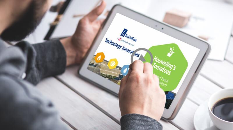 IWC Portfolio Strategic Marketing SoCalGas Technology Innovations