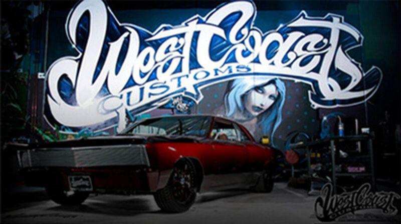 IWC Portfolio Media Production West Coast Customs