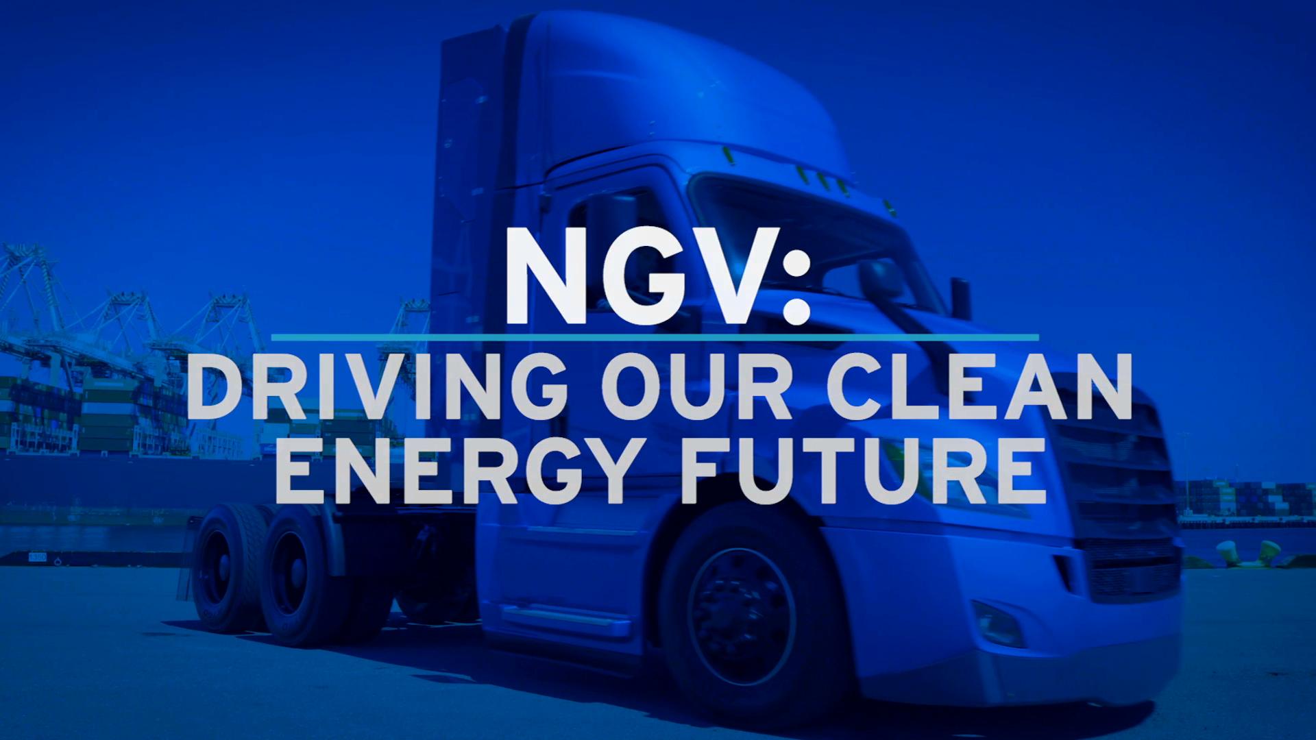 SoCalGas Heavy Duty Natural Gas Vehicle